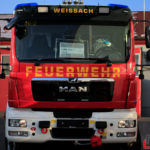 Feuerwehr Weissach front