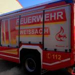 Feuerwehr Weissach links