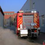Feuerwehr Weissach hinten