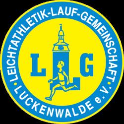 Logo der Leichtathletik-Lauf-Gemeinschaft Luckenwalde