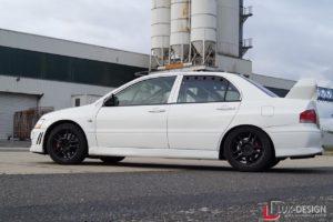 Mitsubishi Lancer Evolution VII blank unbeklebt