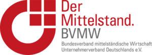 Logo Mittelstand BVMW Bundesverband mittelständische Wirtschaft Unternehmerverband Deutschlands e.V.