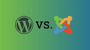 WordPress vs. Joomla: Vor- und Nachteile