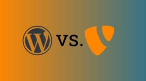 WordPress vs. Typo3 – Deutschlands beliebteste CMS im Vergleich