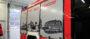 Impressionen aus der Fahrzeugfolierung: Die Dorfsilhouette der Gemeinde Nesse-Apfelstädt