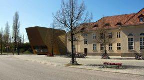 Ausstellung in der Bibliothek im Bahnhof