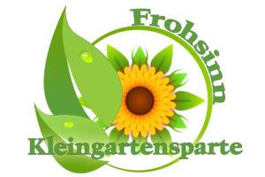 Logo Frohsinn e.V. Kleingartensparte