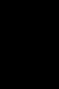 Icon Symbol für Schilder (mit Känguru)