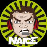Logo Youtuber Naige