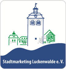 Logo Stadtmarketing Luckenwalde e.V.