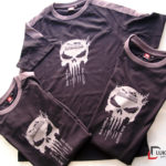 T-Shirtdruck Speed-Hunters: Ride safe to ride again