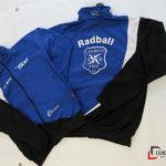 Trainingsjacken des Vereins Luckenwalde SG Stern e.V.