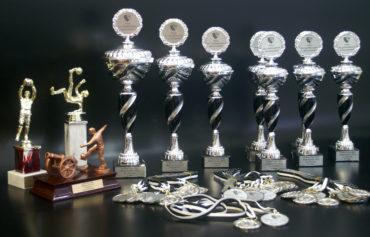 Pokale und Medaillen RBC